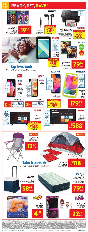 Walmart Flyer - 08/06-08/12/2020 (Page 9)
