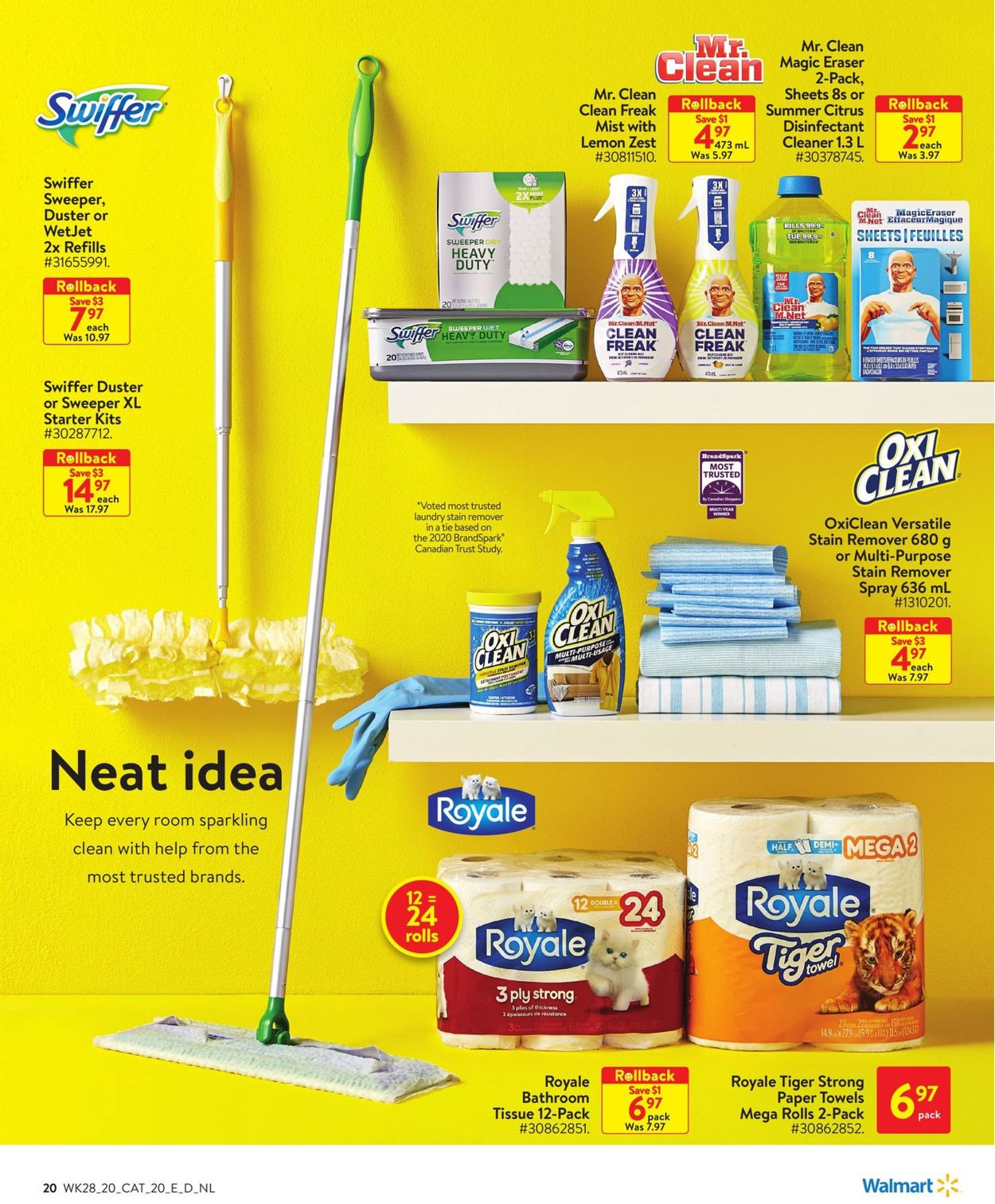 Walmart Flyer - 08/06-09/02/2020 (Page 20)