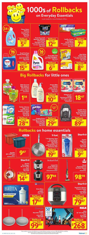 Walmart Flyer - 10/22-10/28/2020 (Page 4)