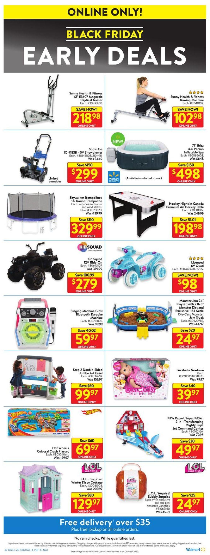 Walmart - Black Friday 2020 Flyer - 11/19-11/25/2020 (Page 10)