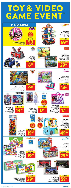 Walmart - Black Friday 2020 Flyer - 11/27-11/29/2020 (Page 2)