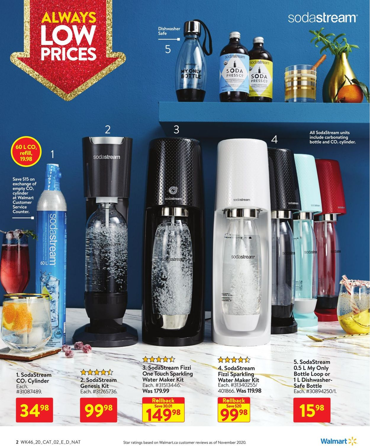 Walmart - Holiday 2020 Flyer - 12/10-12/30/2020 (Page 2)
