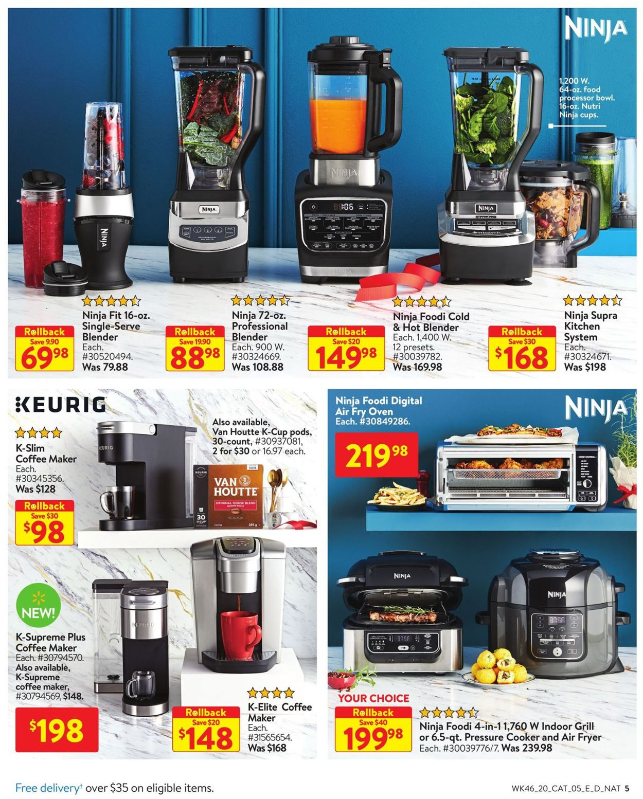 Walmart - Holiday 2020 Flyer - 12/10-12/30/2020 (Page 5)