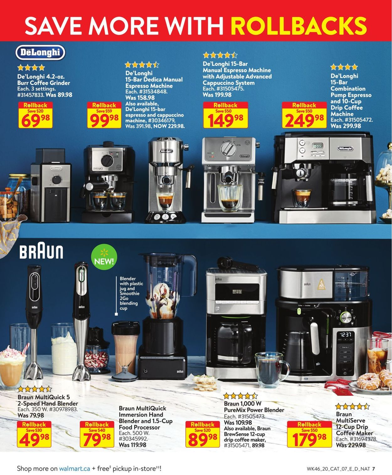 Walmart - Holiday 2020 Flyer - 12/10-12/30/2020 (Page 7)