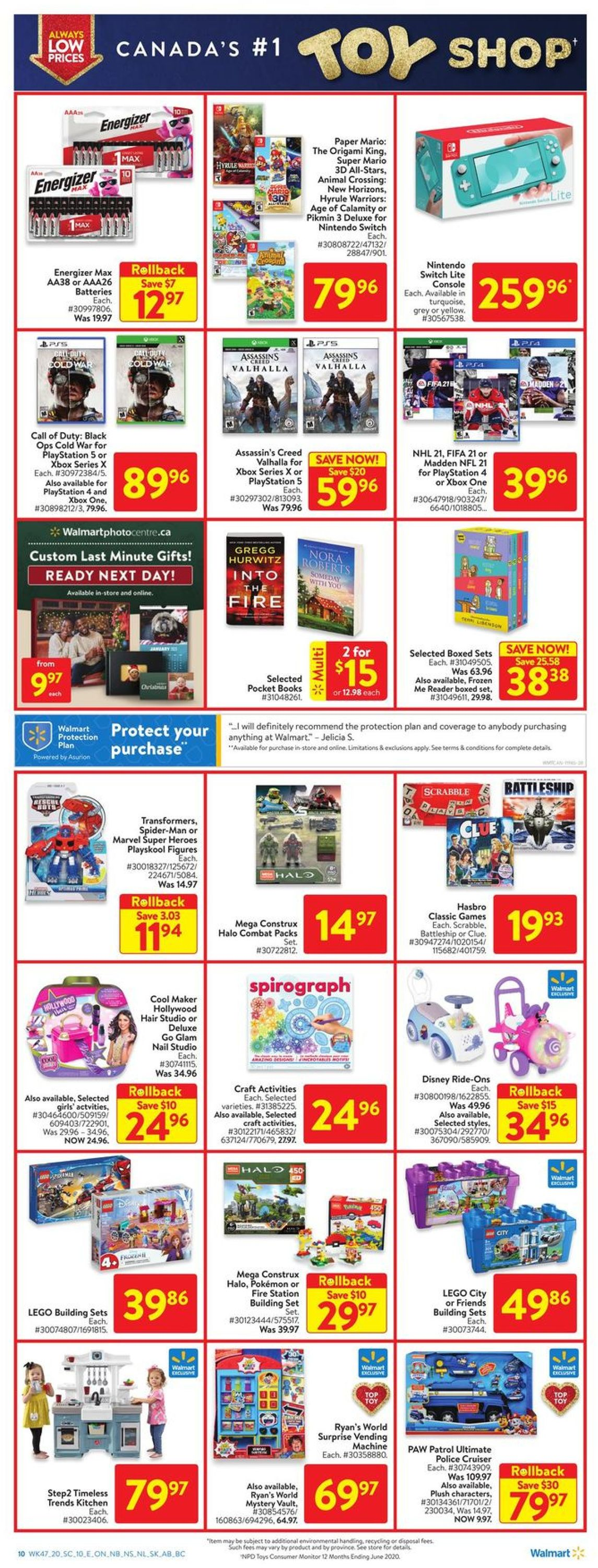 Walmart - Holiday 2020 Flyer - 12/17-12/23/2020 (Page 14)