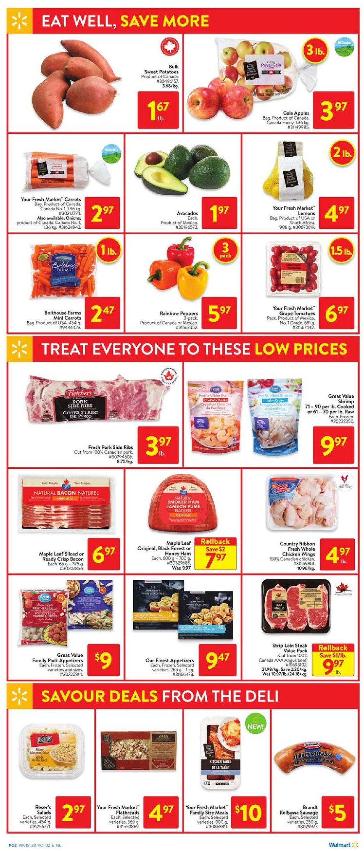 Walmart Flyer - 12/26-12/30/2020 (Page 2)