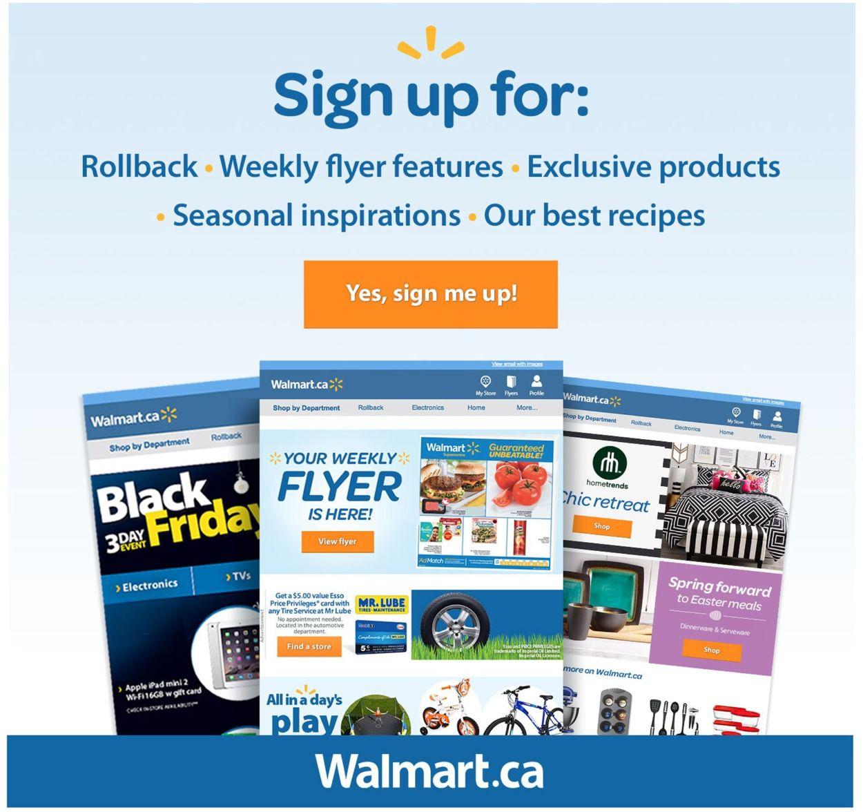 Walmart Flyer - 03/25-03/31/2021 (Page 21)