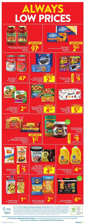 Walmart Flyer - 04/15-04/21/2021 (Page 4)
