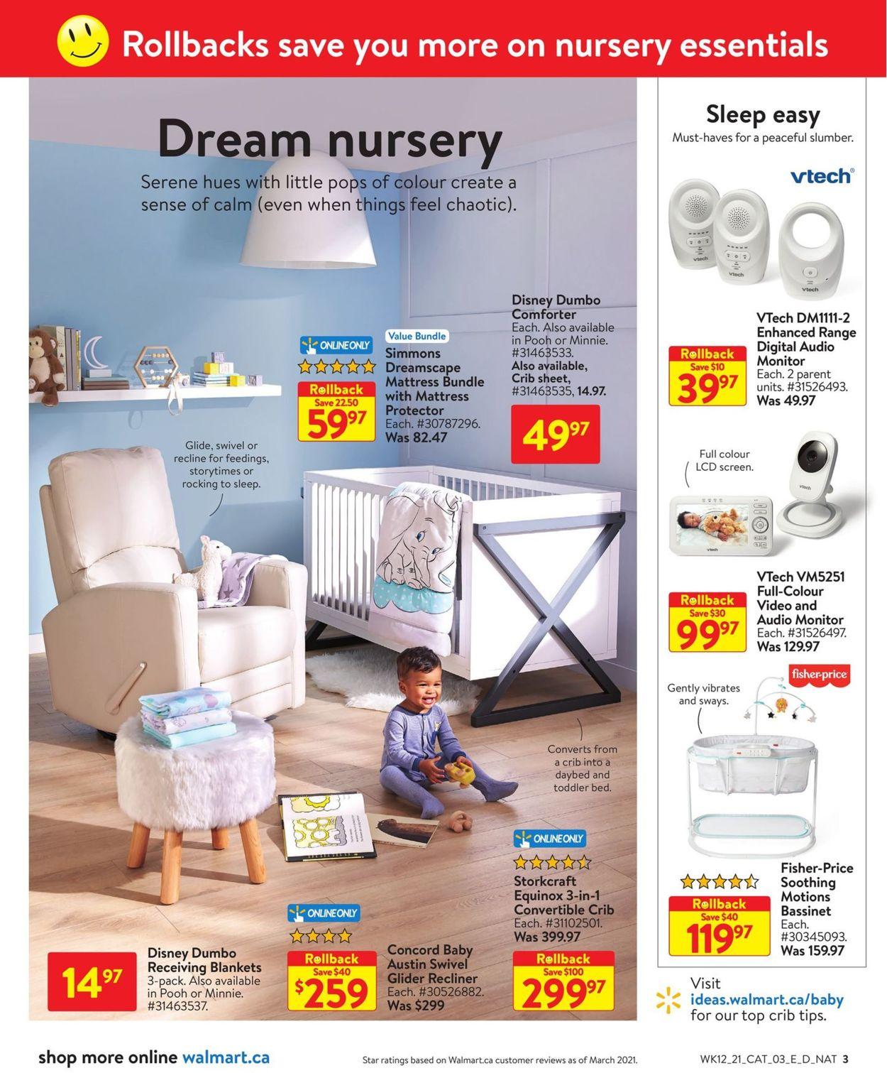 Walmart Flyer - 04/15-04/28/2021 (Page 3)