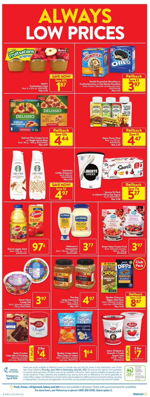 Walmart Flyer - 04/29-05/05/2021 (Page 3)
