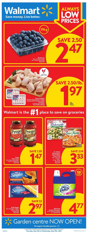Walmart Flyer - 05/13-05/19/2021