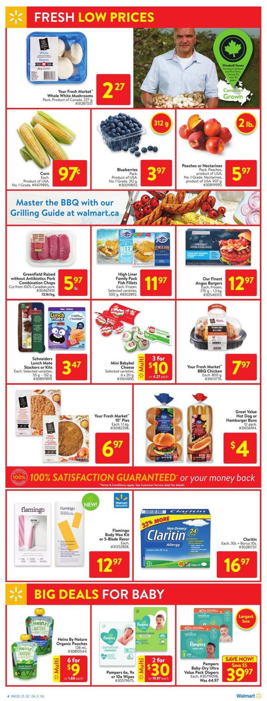 Walmart Flyer - 06/10-06/16/2021 (Page 4)