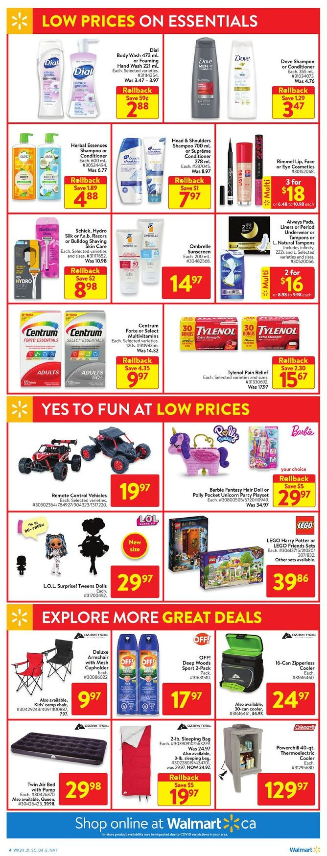 Walmart Flyer - 07/08-07/14/2021 (Page 7)