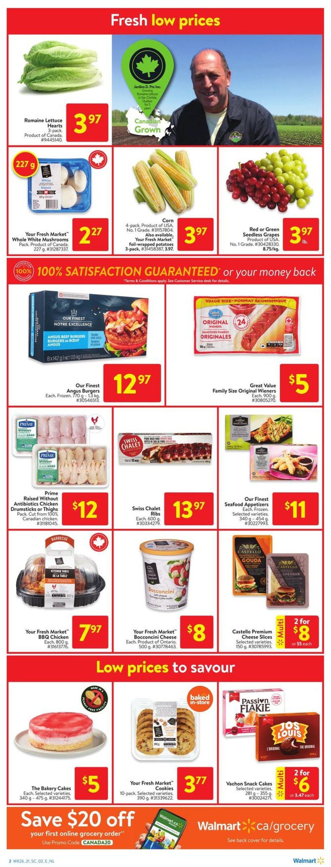 Walmart Flyer - 07/22-07/28/2021 (Page 2)
