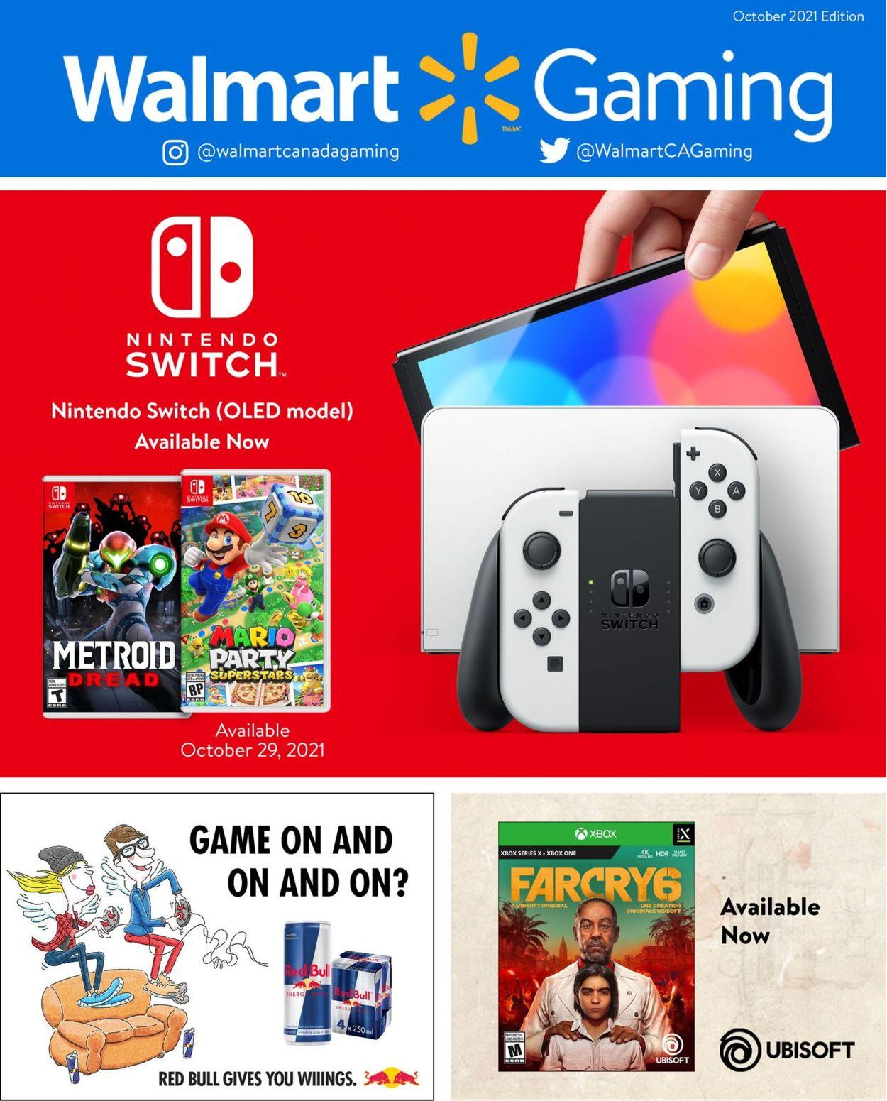 Walmart Flyer - 09/23-01/26/2022