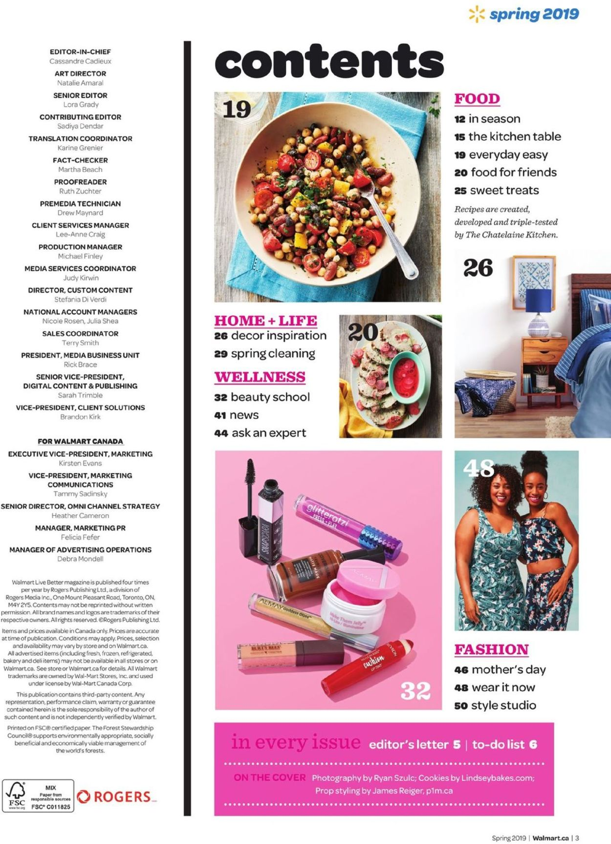 Walmart Flyer - 04/08-05/17/2019 (Page 3)