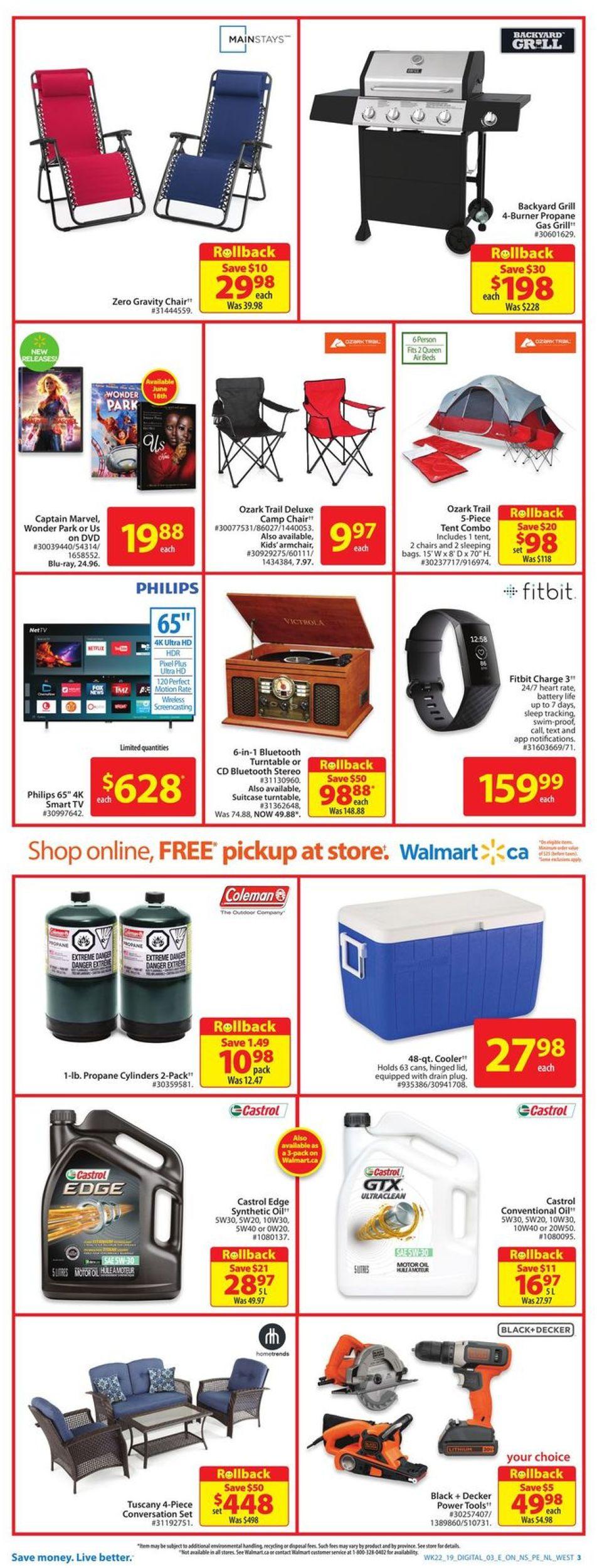 Walmart Flyer - 06/20-06/26/2019 (Page 3)