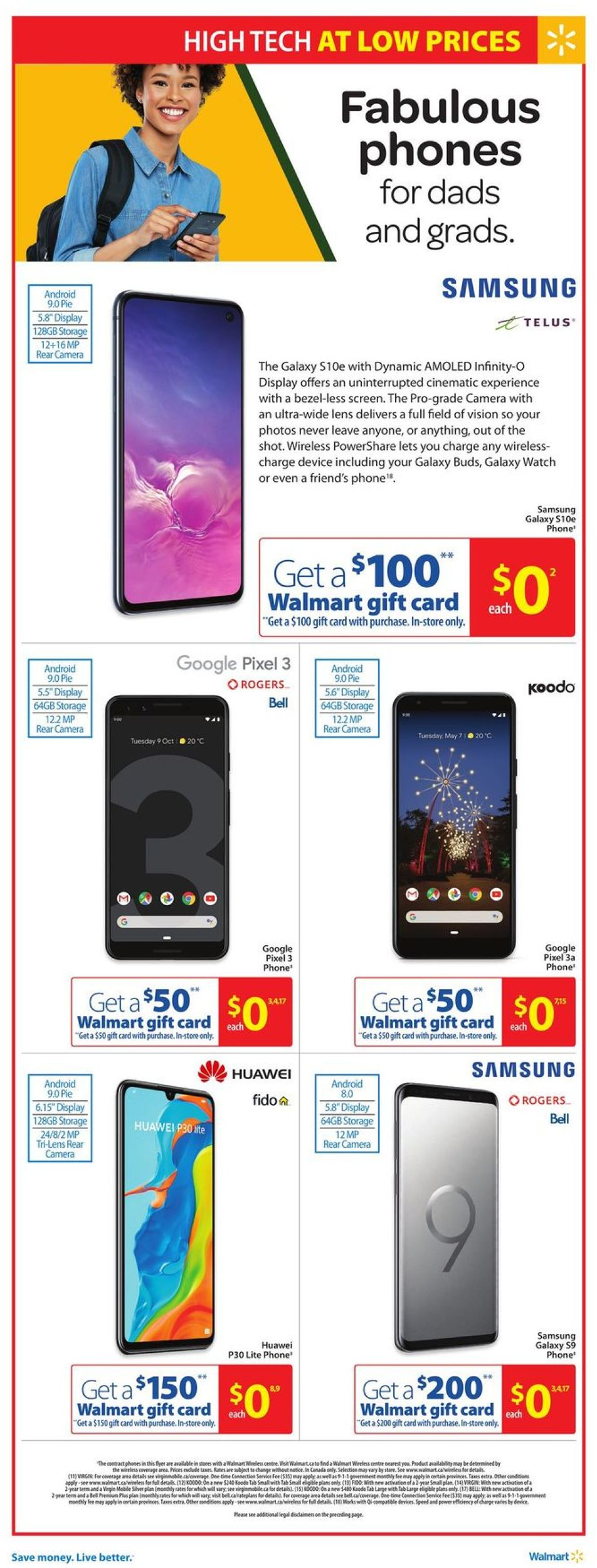 Walmart Flyer - 06/20-06/26/2019 (Page 7)