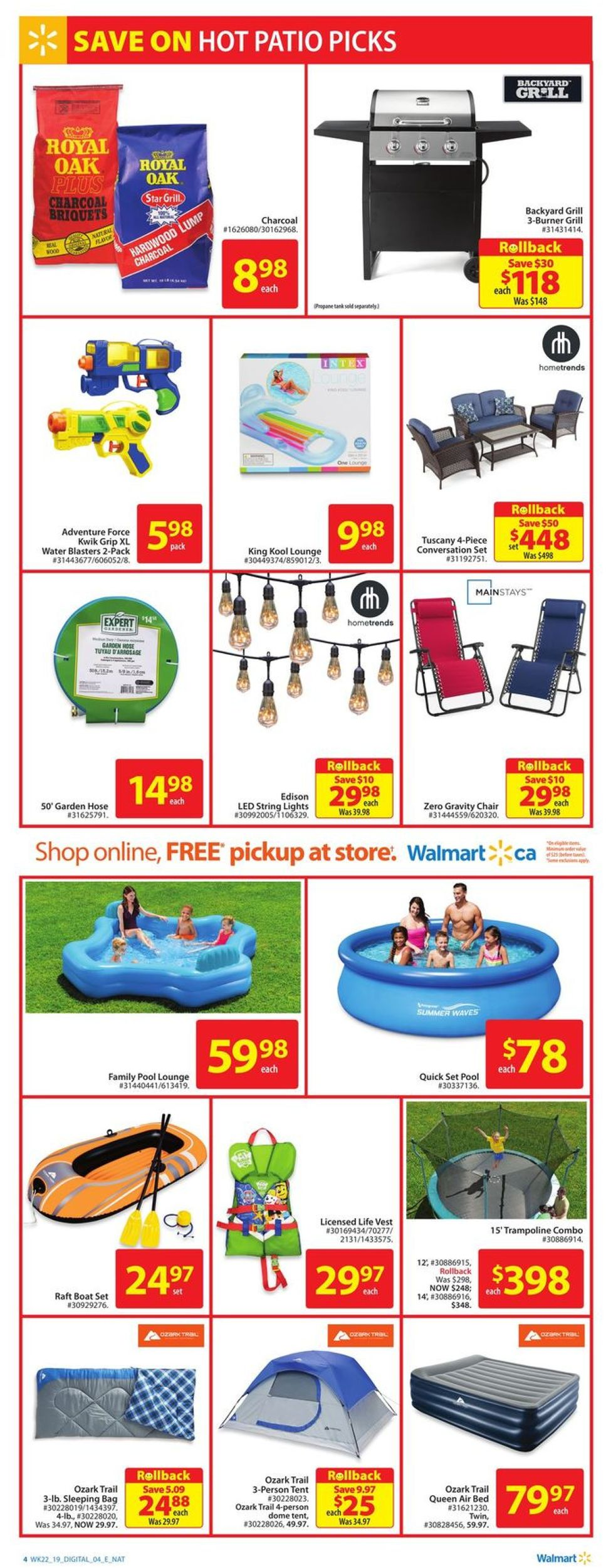Walmart Flyer - 06/20-06/26/2019 (Page 8)
