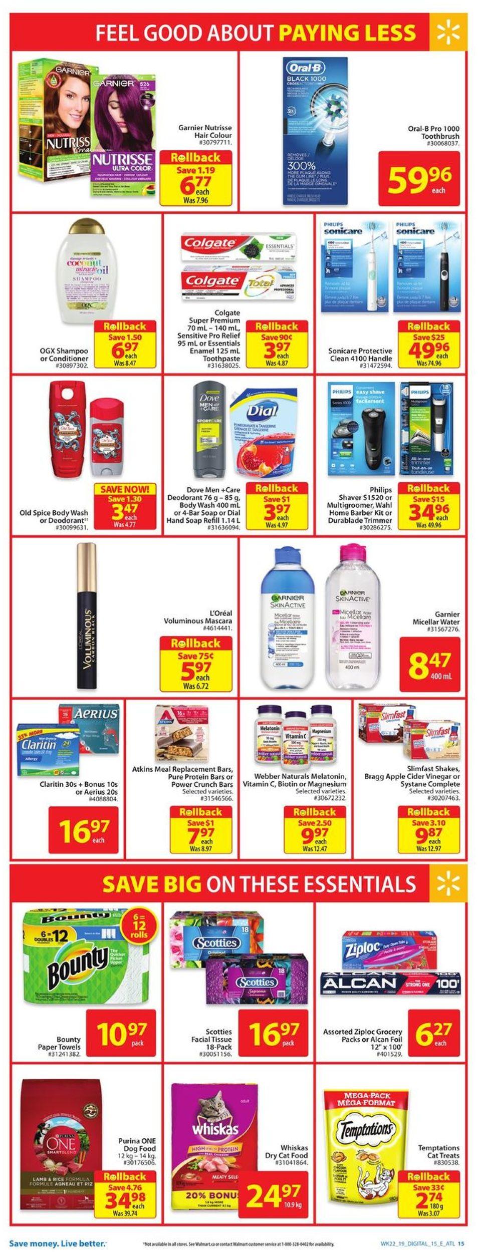 Walmart Flyer - 06/20-06/26/2019 (Page 18)