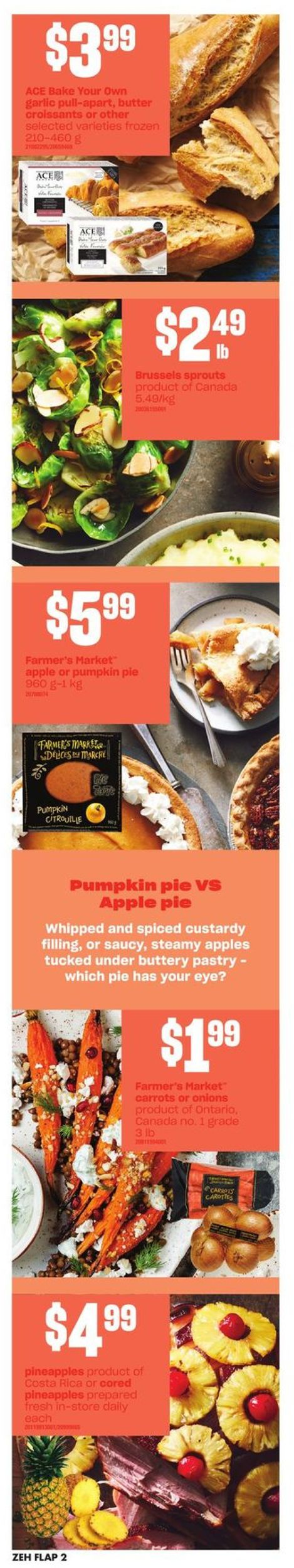 Zehrs Flyer - 10/03-10/09/2019 (Page 2)