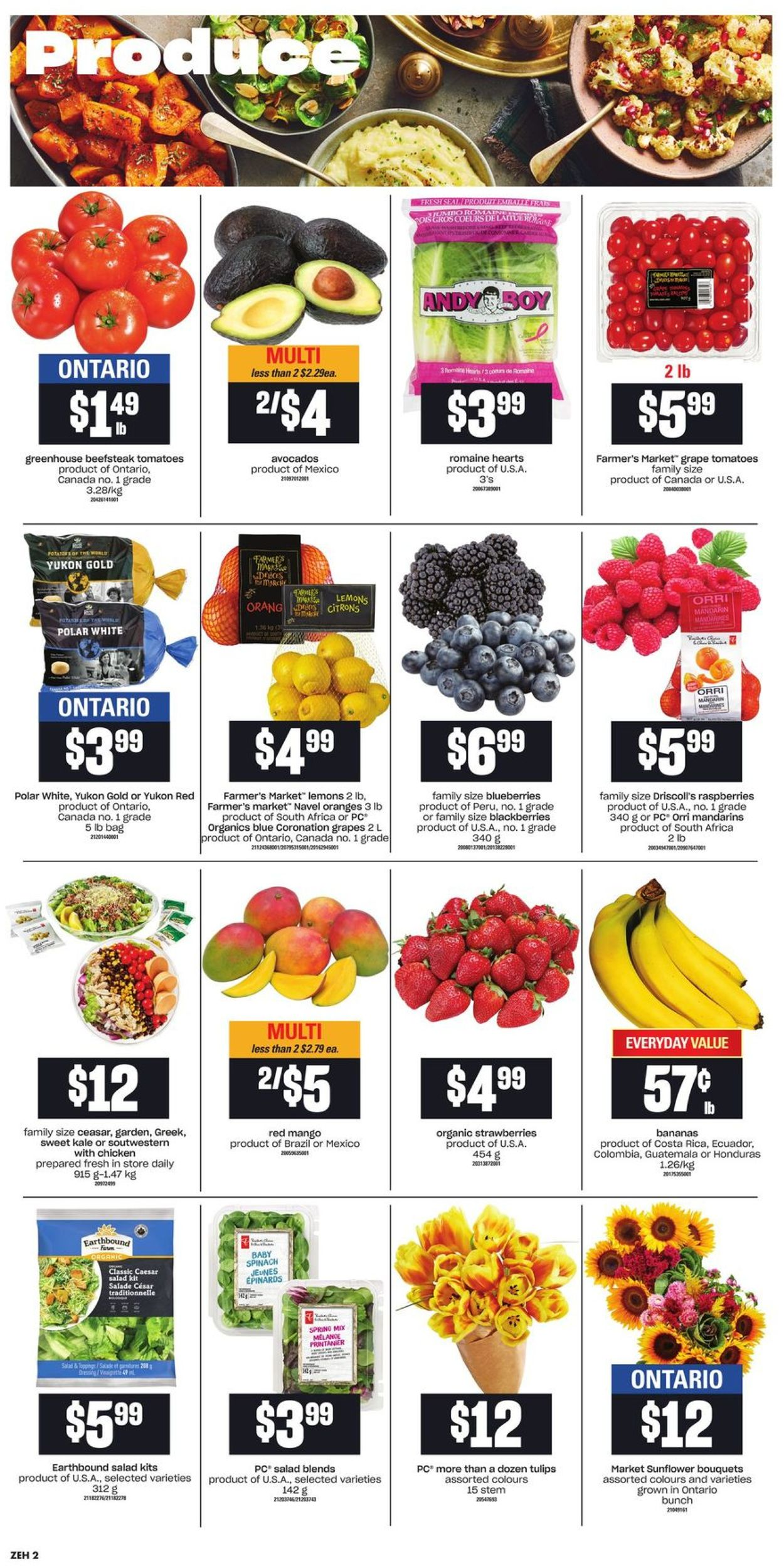 Zehrs Flyer - 10/03-10/09/2019 (Page 4)