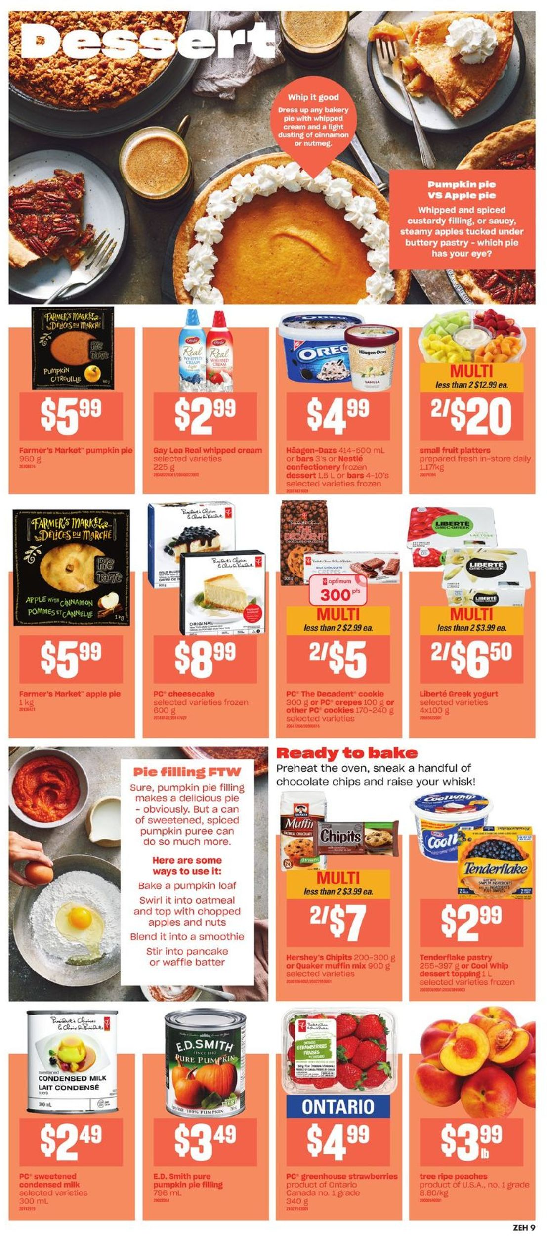 Zehrs Flyer - 10/03-10/09/2019 (Page 11)