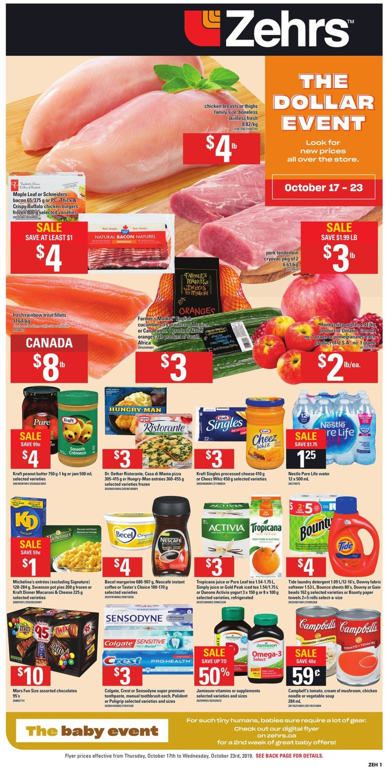 Zehrs Flyer - 10/17-10/23/2019 (Page 3)