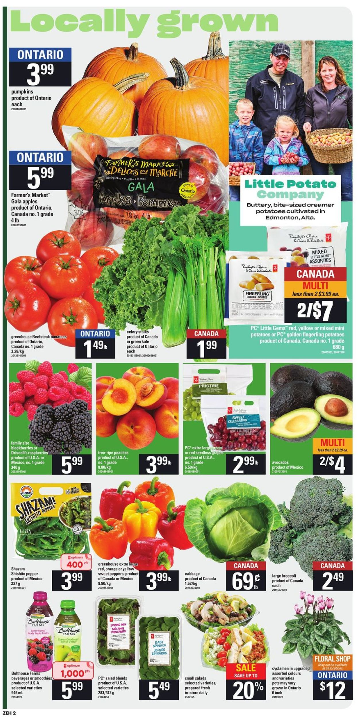 Zehrs Flyer - 10/17-10/23/2019 (Page 4)