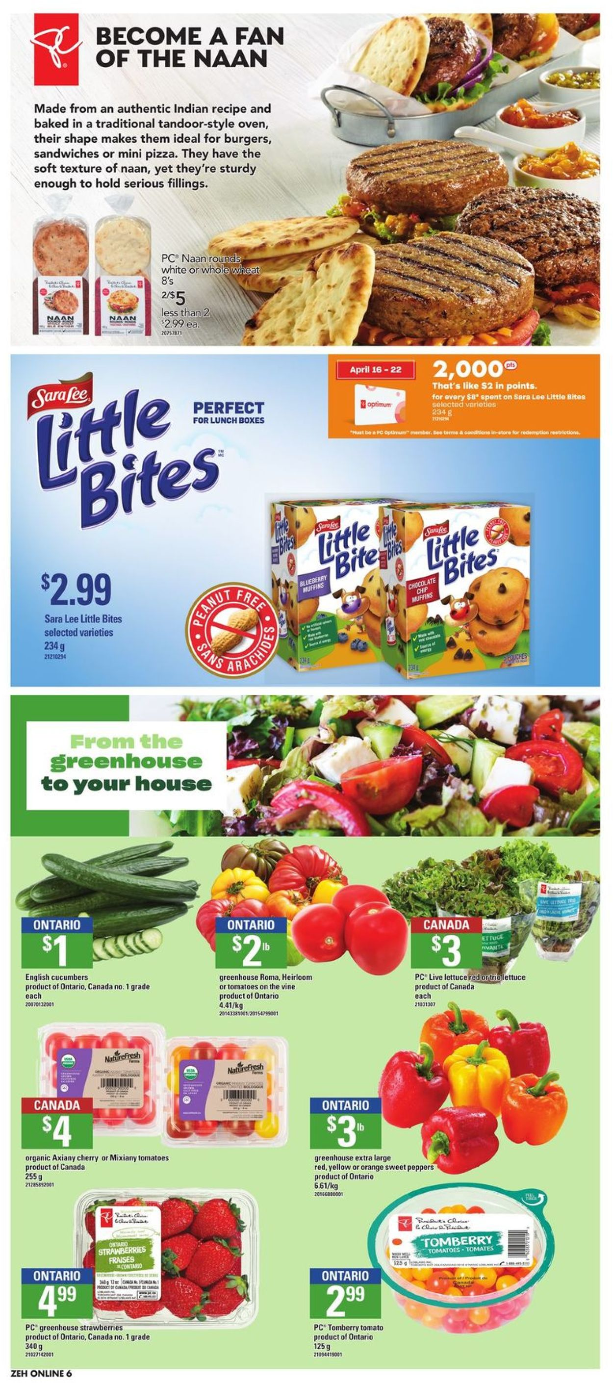 Zehrs Flyer - 04/16-04/22/2020 (Page 10)