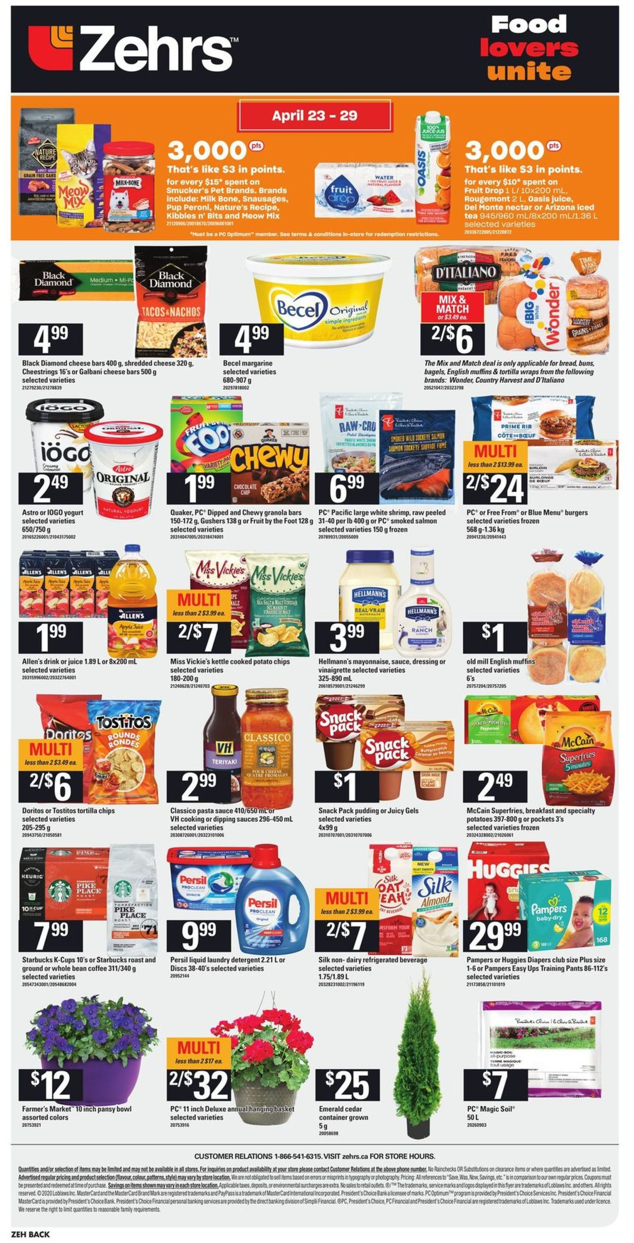 Zehrs Flyer - 04/23-04/29/2020 (Page 2)