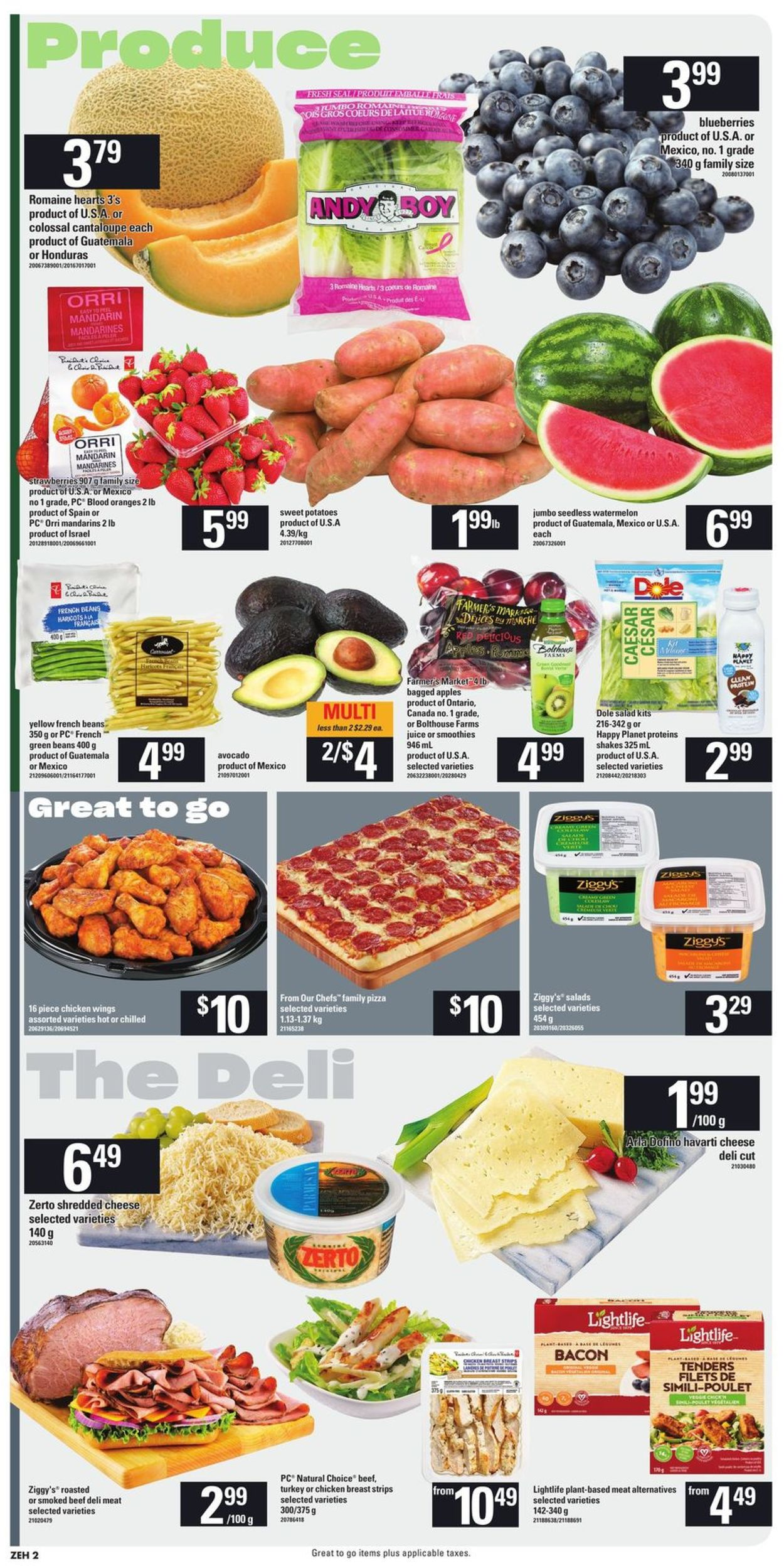 Zehrs Flyer - 04/23-04/29/2020 (Page 3)