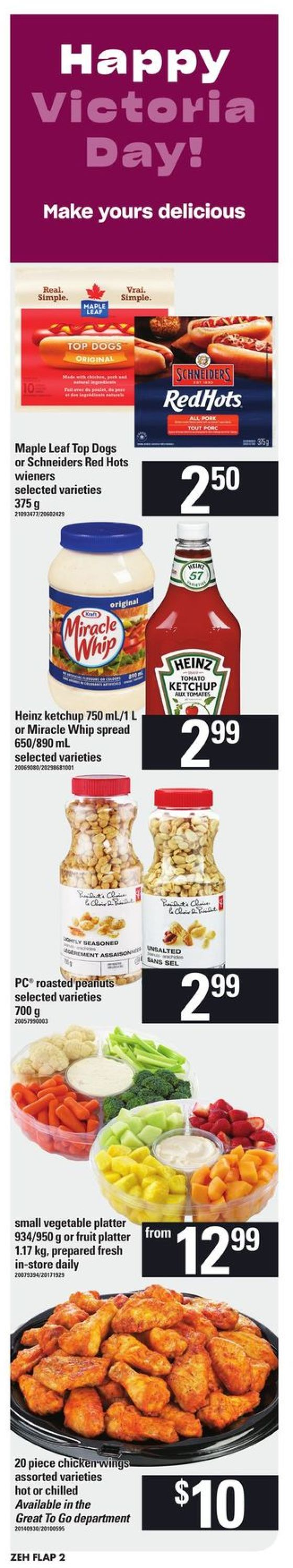 Zehrs Flyer - 05/14-05/20/2020 (Page 2)