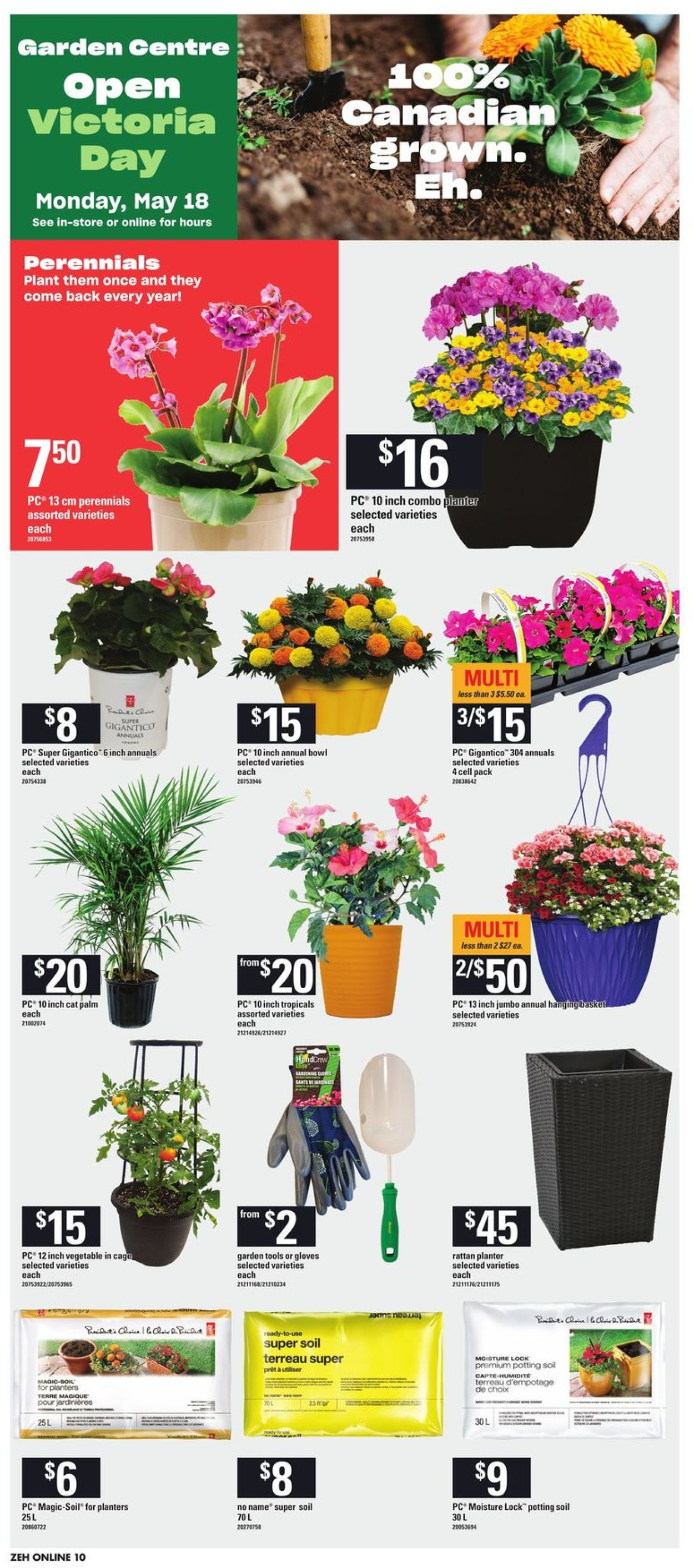 Zehrs Flyer - 05/14-05/20/2020 (Page 16)