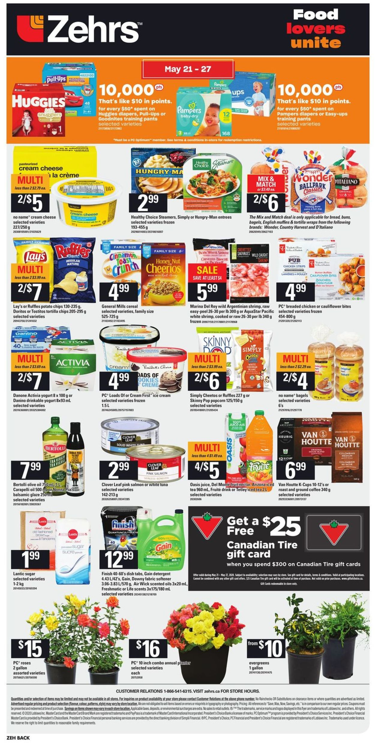 Zehrs Flyer - 05/21-05/27/2020 (Page 2)