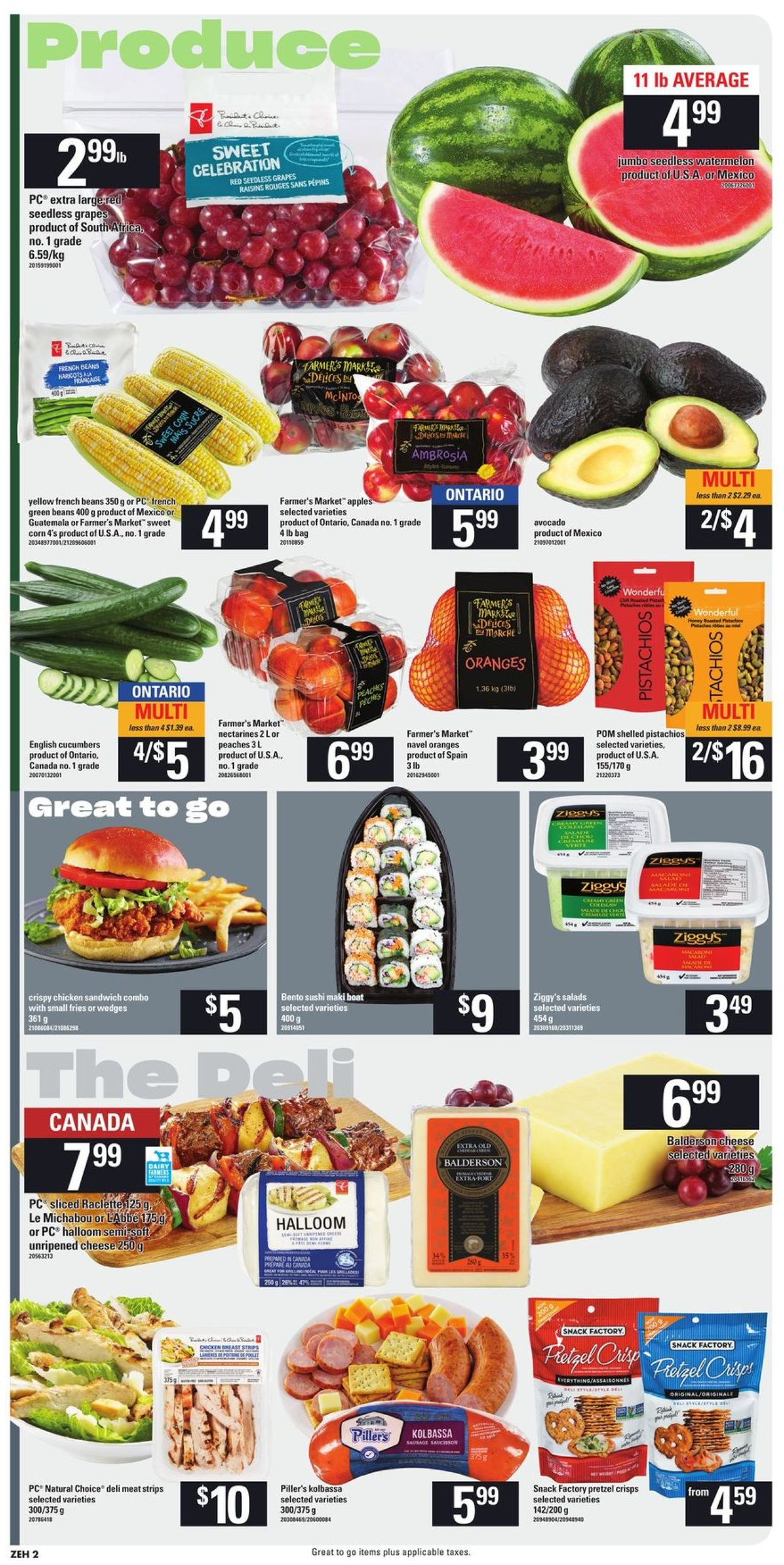 Zehrs Flyer - 05/21-05/27/2020 (Page 3)