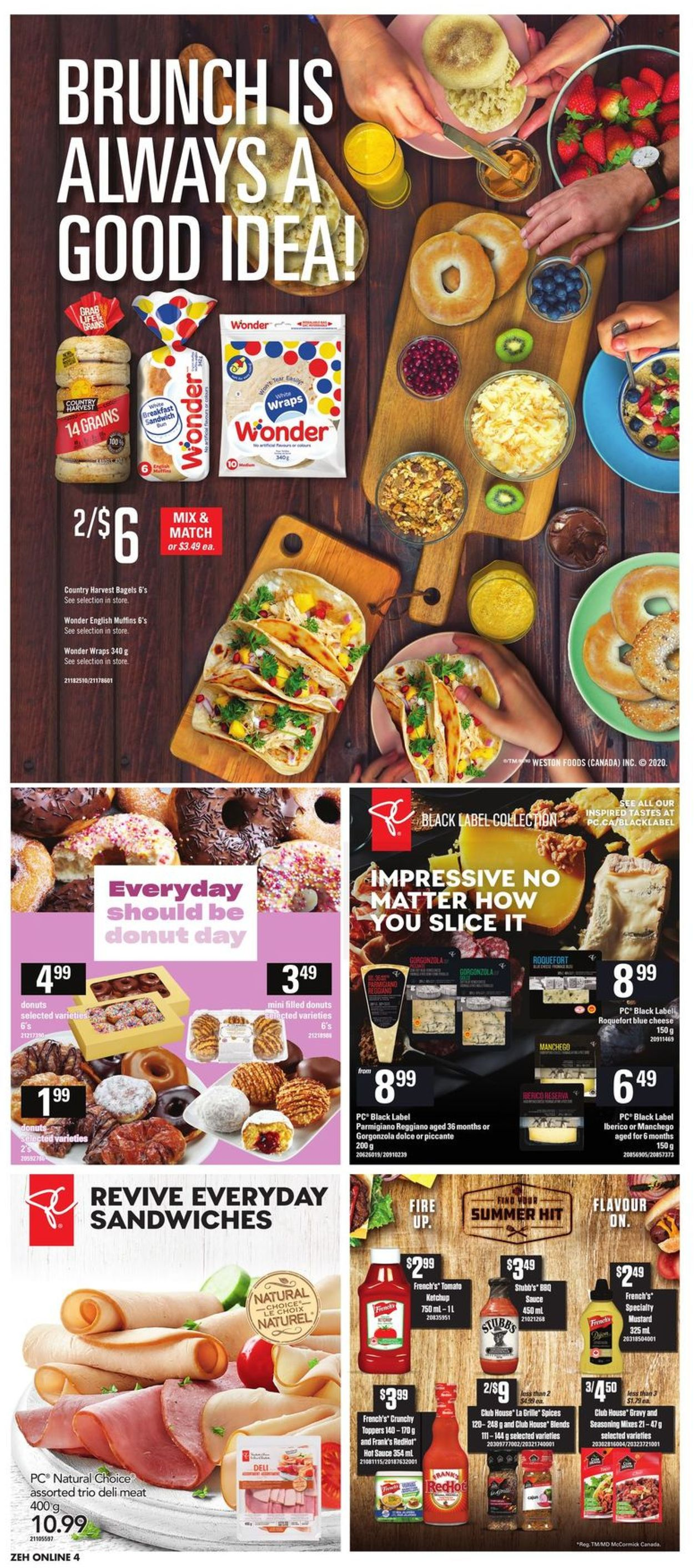 Zehrs Flyer - 06/04-06/10/2020 (Page 8)