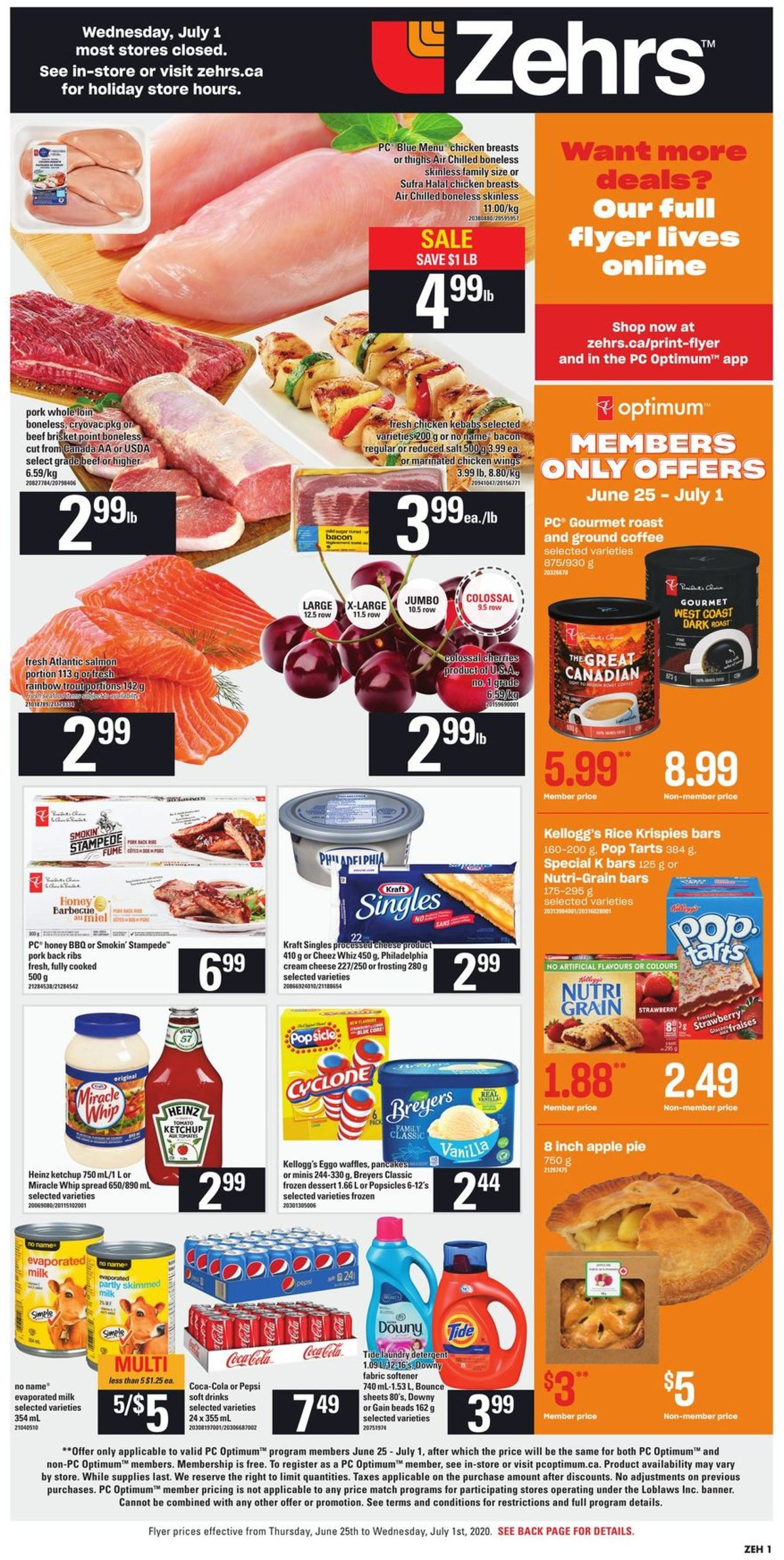 Zehrs Flyer - 06/25-07/01/2020 (Page 3)