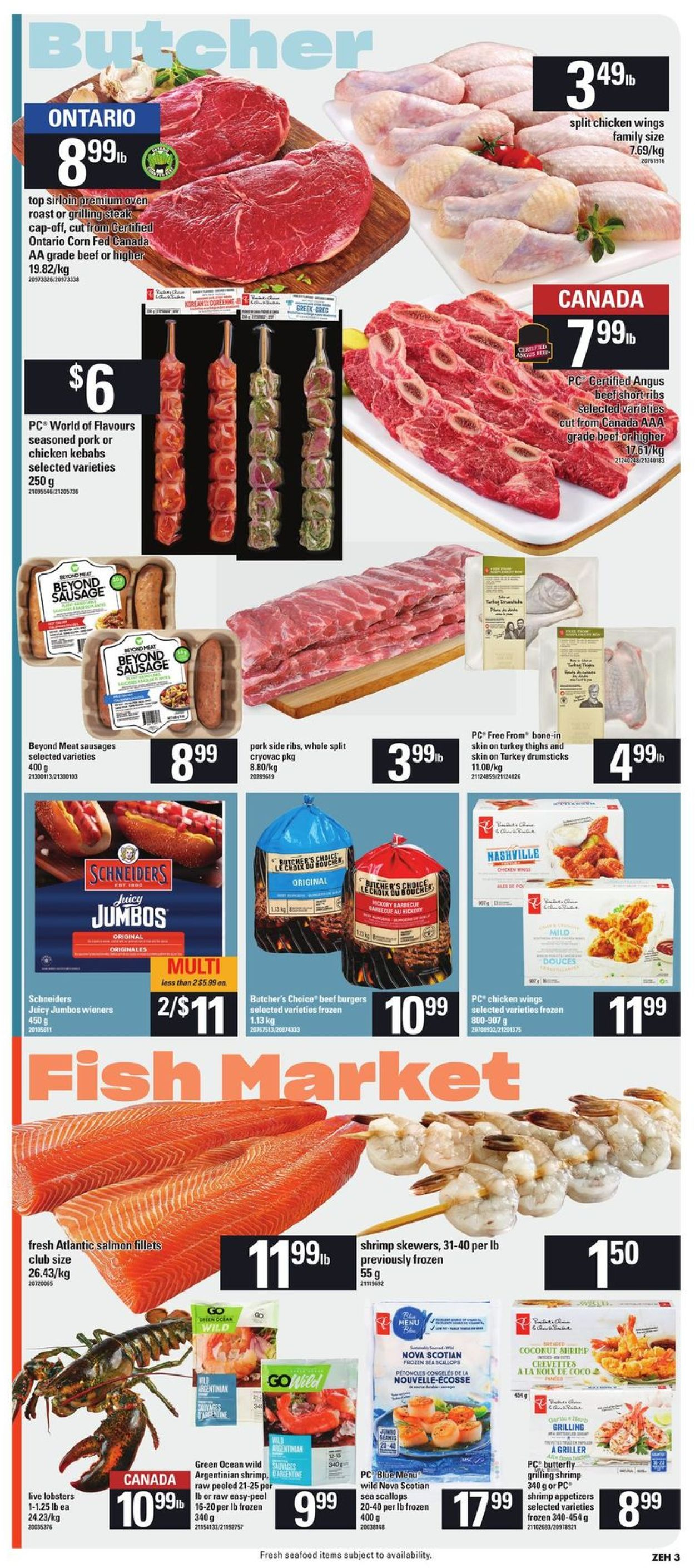 Zehrs Flyer - 06/25-07/01/2020 (Page 7)