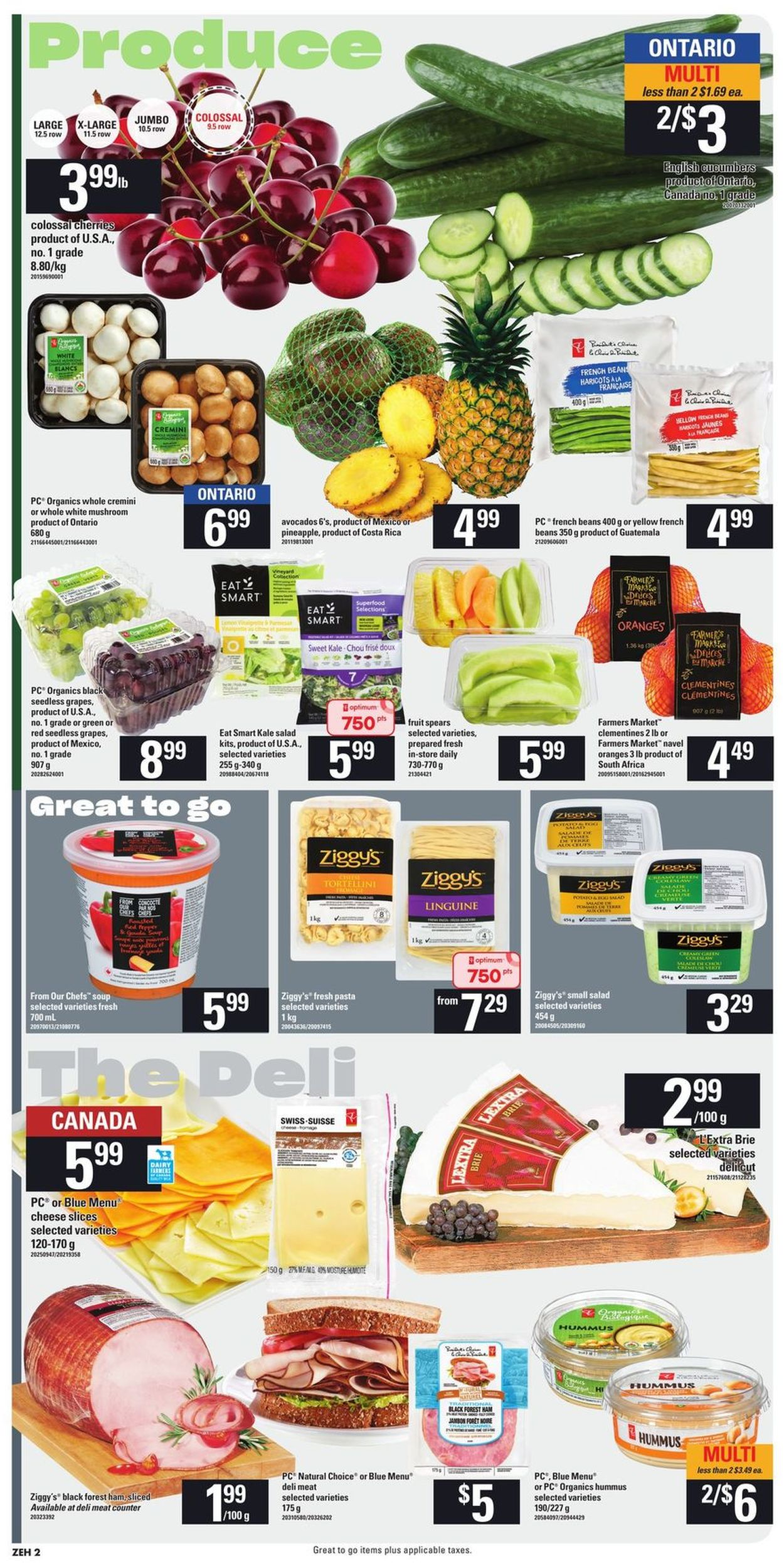Zehrs Flyer - 07/09-07/15/2020 (Page 3)