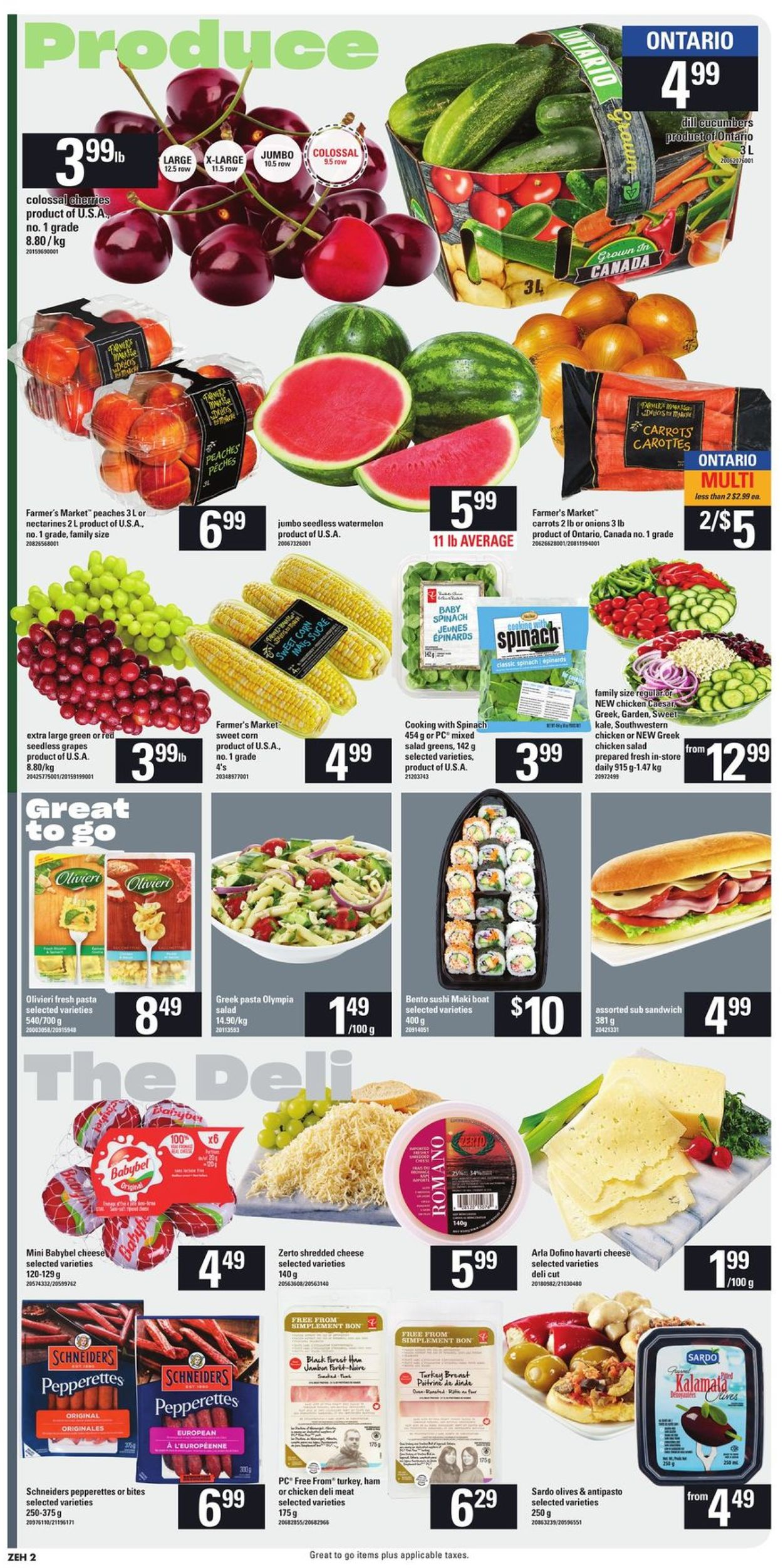 Zehrs Flyer - 07/16-07/22/2020 (Page 5)