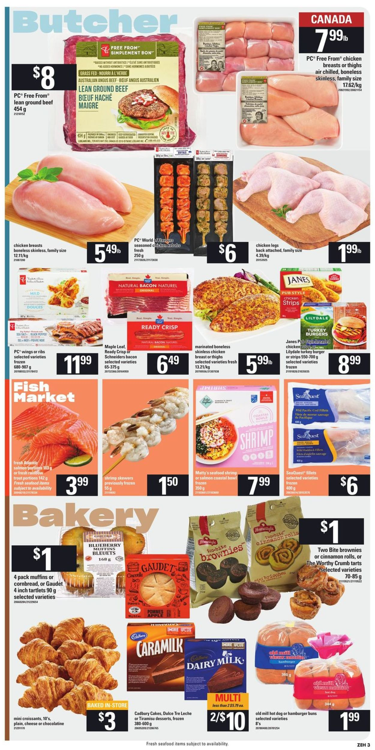 Zehrs Flyer - 07/16-07/22/2020 (Page 8)