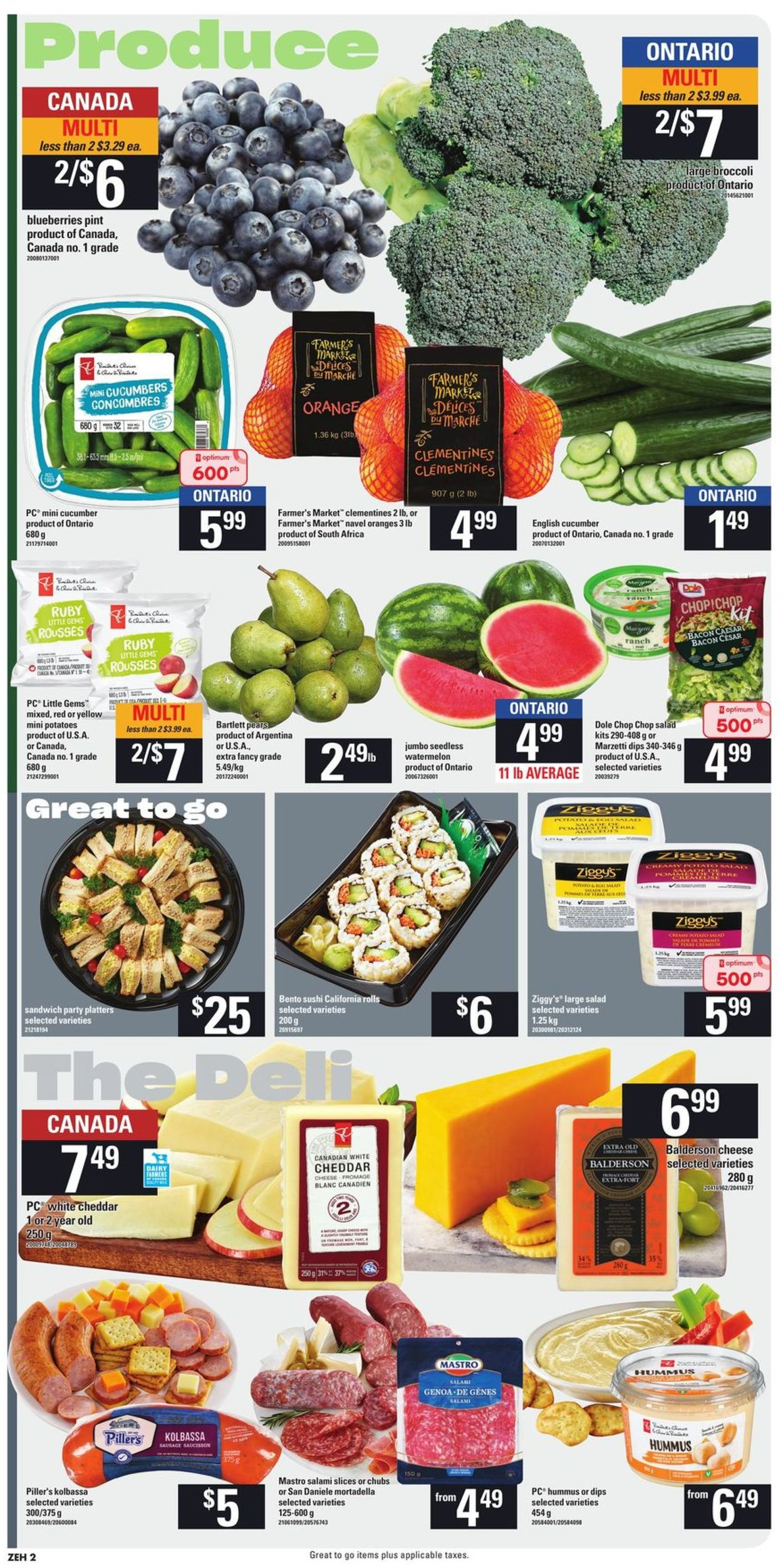 Zehrs Flyer - 07/30-08/05/2020 (Page 5)