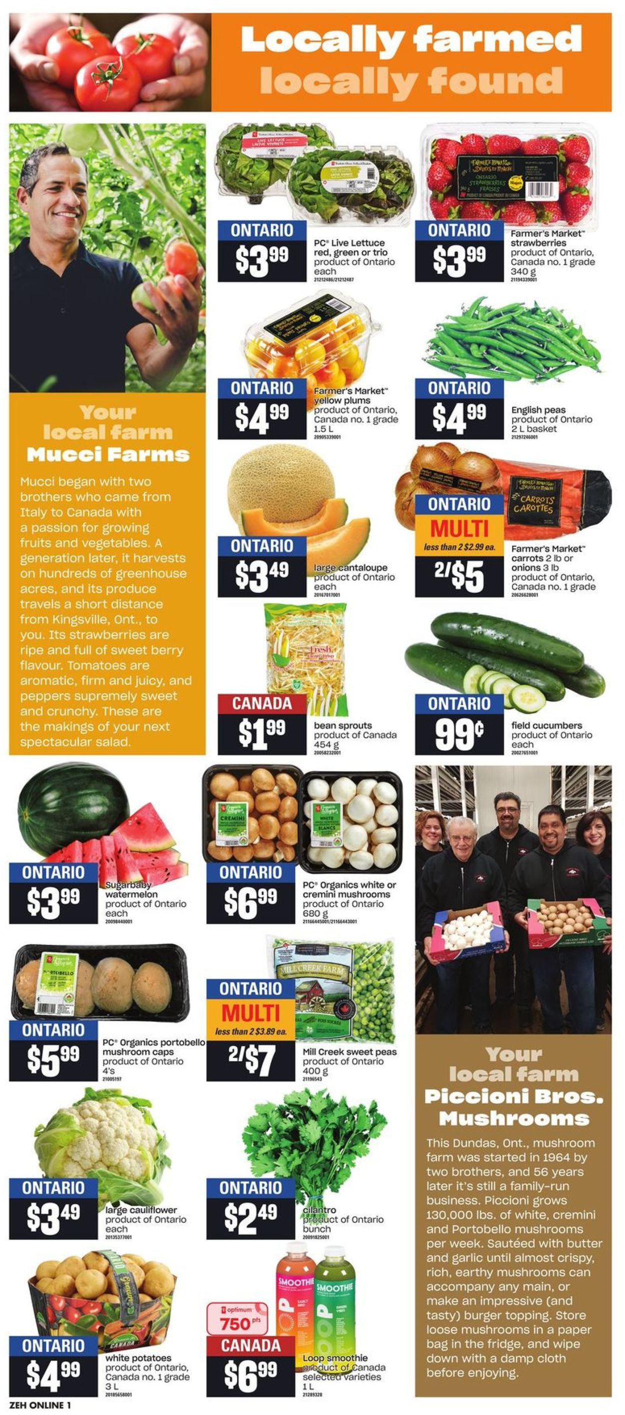 Zehrs Flyer - 07/30-08/05/2020 (Page 6)