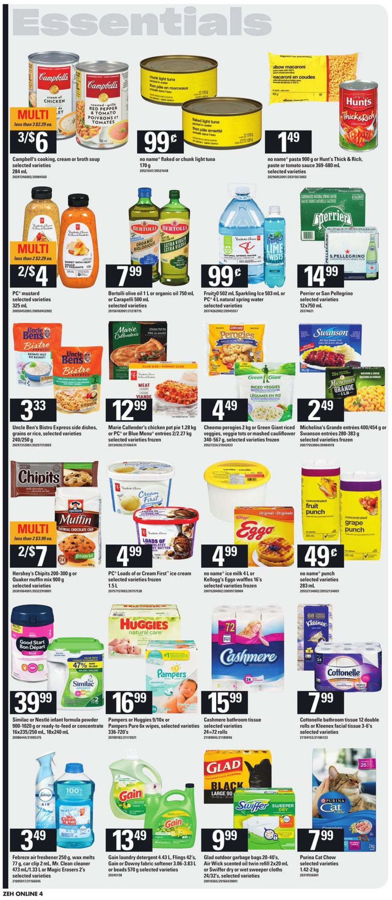 Zehrs Flyer - 07/30-08/05/2020 (Page 10)