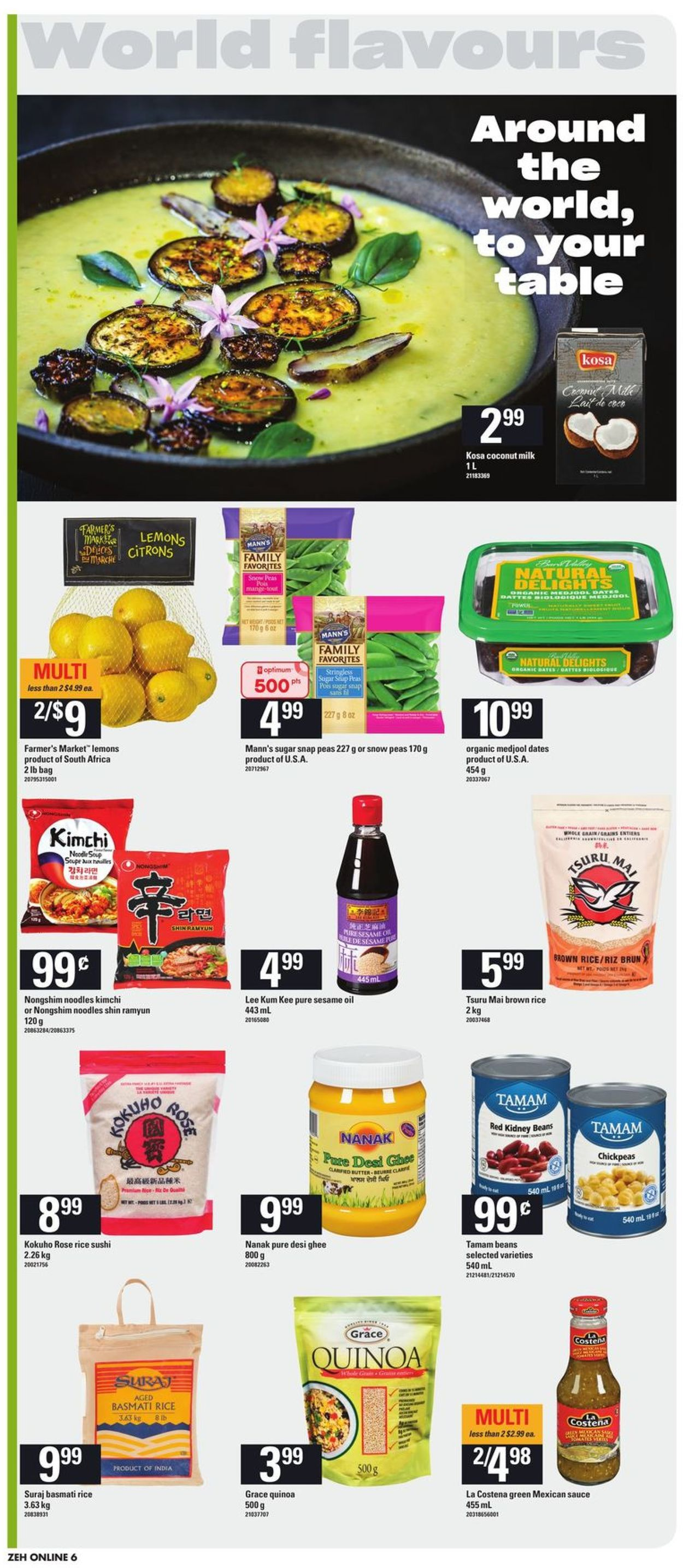 Zehrs Flyer - 07/30-08/05/2020 (Page 12)