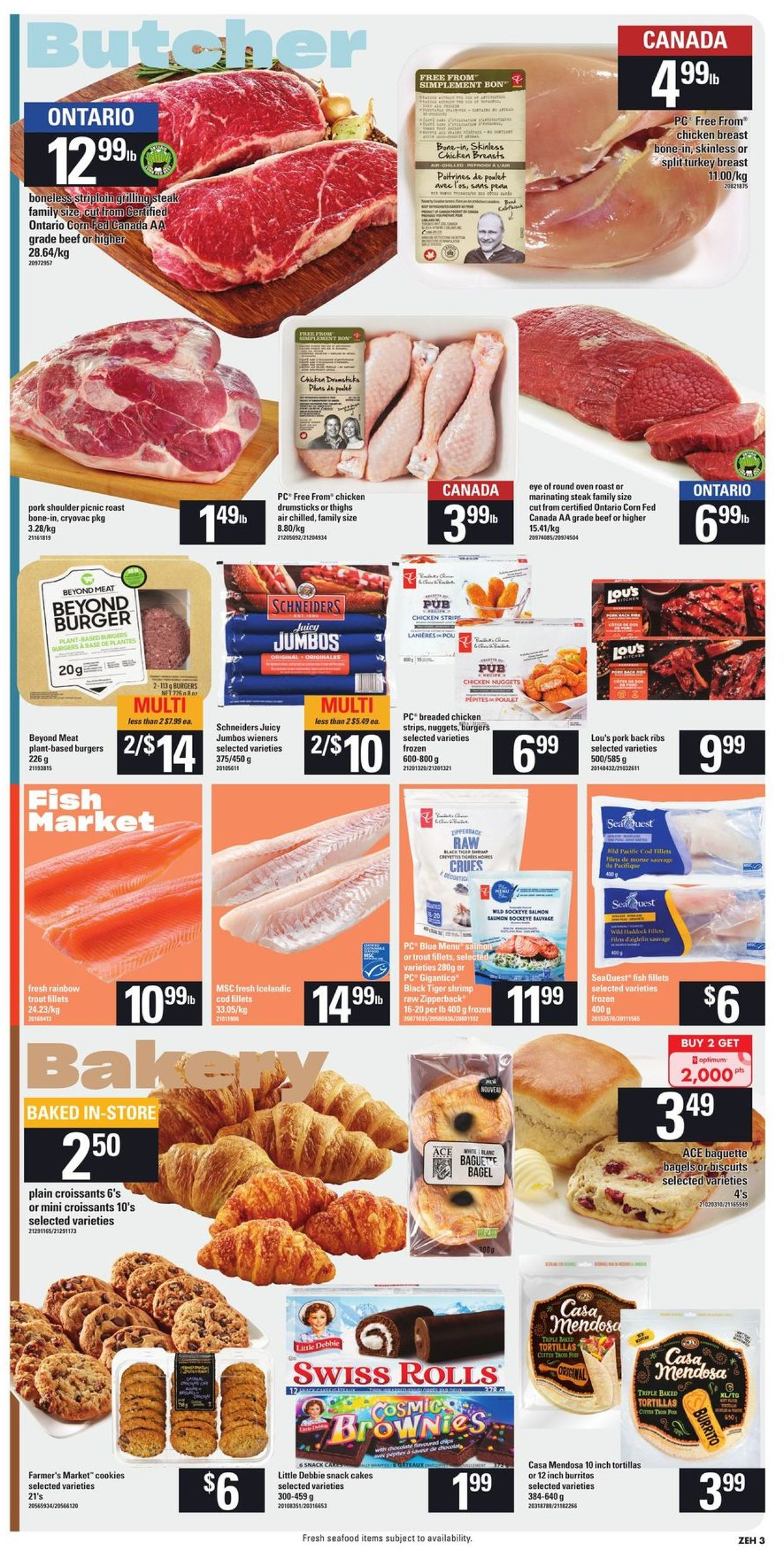 Zehrs Flyer - 08/06-08/12/2020 (Page 7)