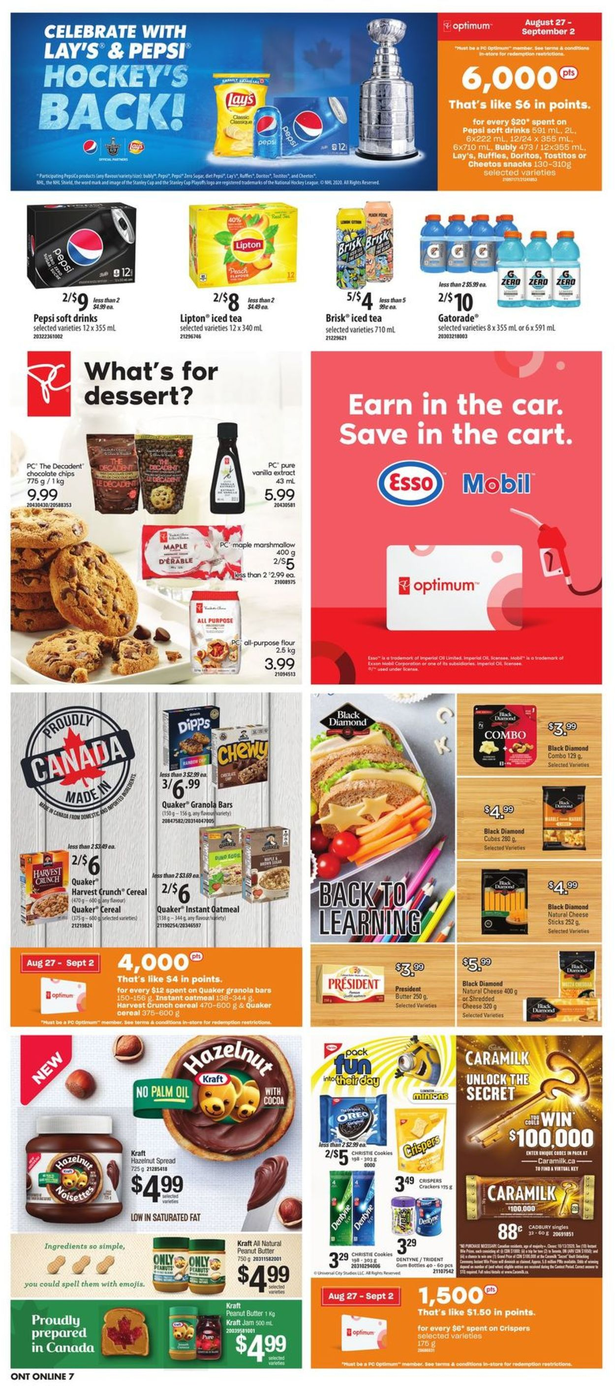 Zehrs Flyer - 08/27-09/02/2020 (Page 11)