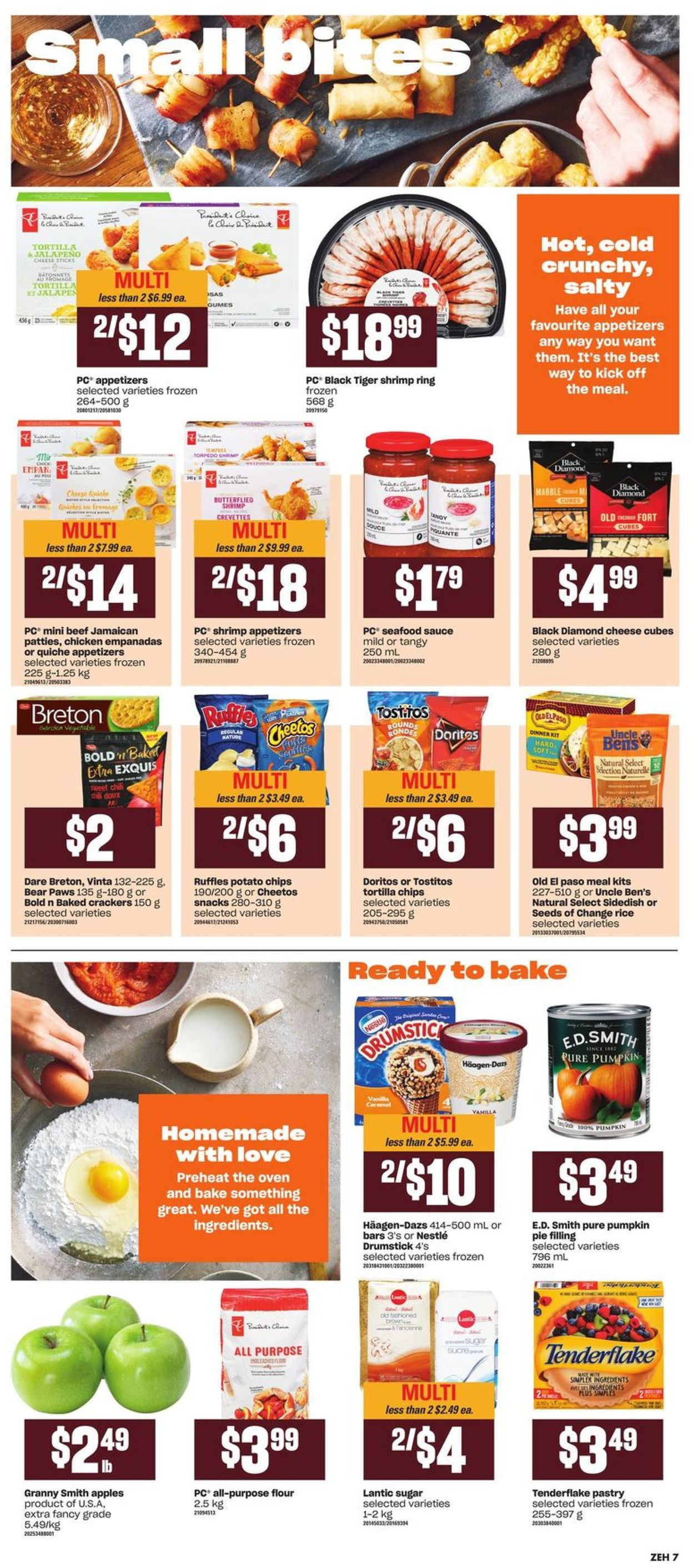 Zehrs Flyer - 10/01-10/07/2020 (Page 11)