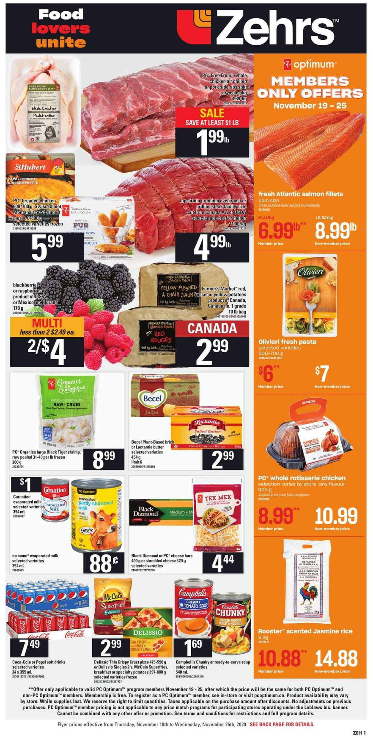 Zehrs Flyer - 11/19-11/25/2020 (Page 3)